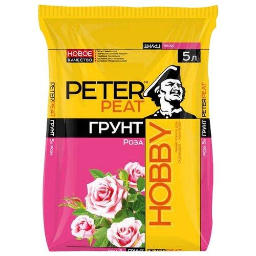 Грунт PETER PEAT Линия Hobby Роза 10 л. цена 2017