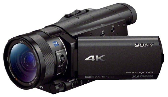 Sony FDR-AX1E 4K