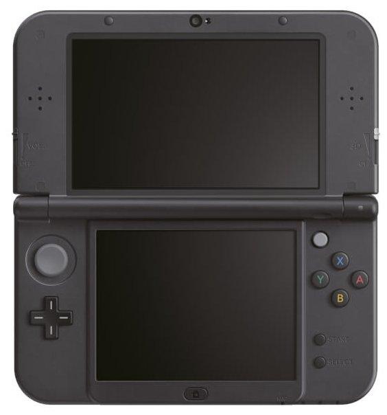 Nintendo Игровая приставка Nintendo New 3DS XL Samus Edition