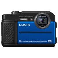 Компактный фотоаппарат Panasonic Lumix DC- FT7 Blue