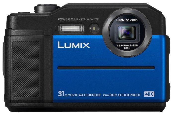 Panasonic Компактный фотоаппарат Panasonic Lumix DC- FT7
