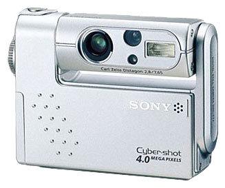Фотоаппарат Sony Cyber-shot DSC-F77
