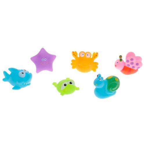 Набор для ванной ABtoys Набор игрушек (PT-00350) разноцветный
