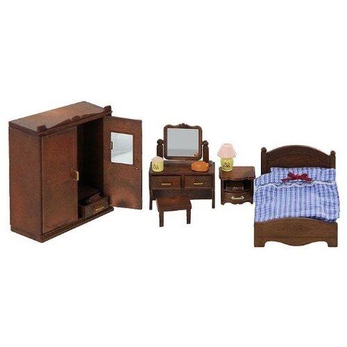 Купить Игровой набор Sylvanian Families Спальня 2958, Игровые наборы и фигурки