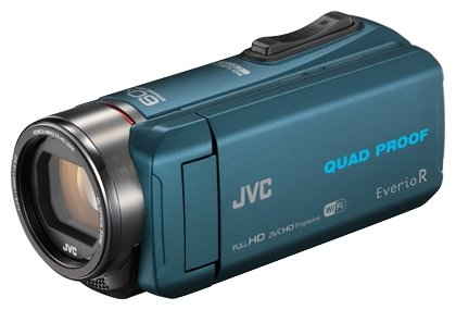 JVC Видеокамера JVC Everio GZ-RX645