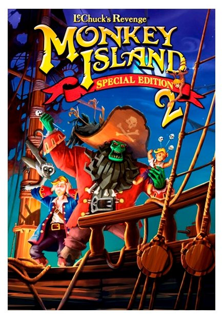 Monkey Island 2 Special Edition : LeChuck's Revenge