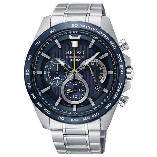 цена Наручные часы SEIKO SSB301 онлайн в 2017 году