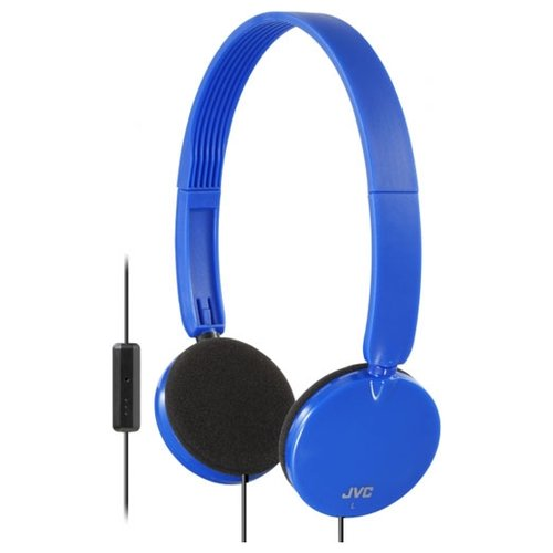 Наушники JVC HA-SR170 blue