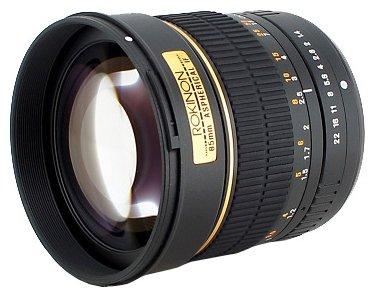 Объектив Rokinon 85mm f/1.4 Aspherical Nikon F (85M-N)
