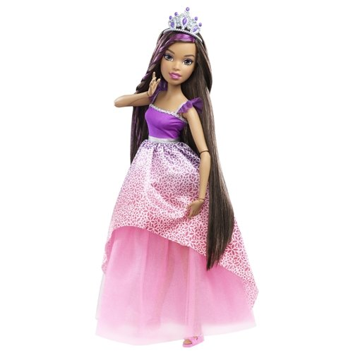 Фото - Кукла Barbie Dreamtopia Бесконечные волосы, 43 см, DPR99 кукла barbie dreamtopia