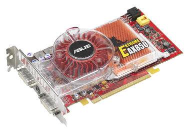 Видеокарта ASUS Radeon X850 XT 520Mhz PCI-E 256Mb 1080Mhz 256 bit 2xDVI VIVO YPrPb