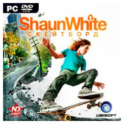 Shaun White Skateboarding — купить по выгодной цене на Яндекс.Маркете