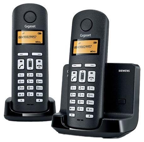 Gigaset Радиотелефон Gigaset AL145 Duo