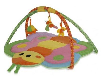Развивающий коврик Lorelli Бабочка (1030005)