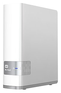Сетевой накопитель (NAS) Western Digital My Cloud 6 TB (WDBCTL0060HWT-EESN)