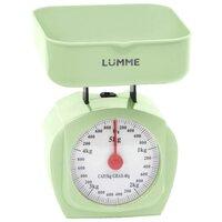 Кухонные весы Весы кухонные Lumme LU-1302 красный гранат