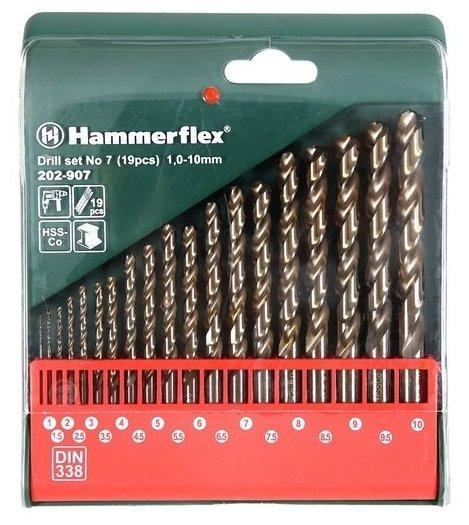 Набор сверл Hammer 202-907 No7