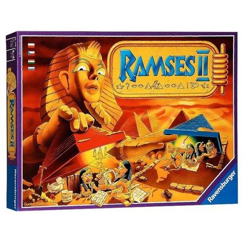 Настольная игра Ravensburger Рамзес II ravensburger водная стихия 3х500