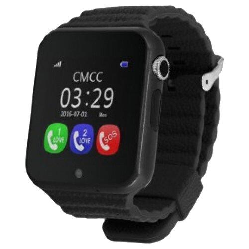 Часы Smart Baby Watch X10 черный