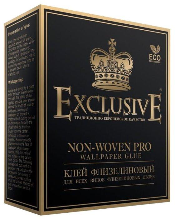 Клей для обоев Exclusive Флизелиновый Non Woven Pro