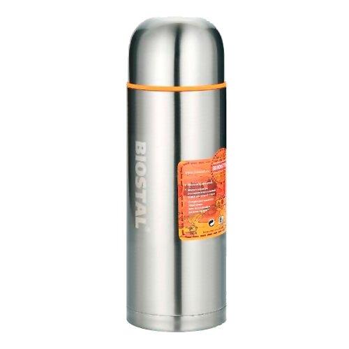 Классический термос Biostal NBP-1200 (1,2 л) серебристый недорого