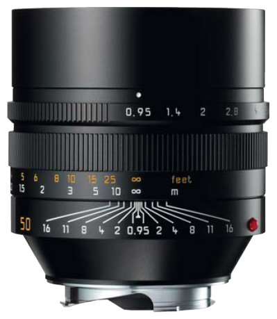 Leica Noctilux-M 50mm f/0.95 Aspherical