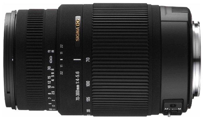 Sigma AF 70-300mm f/4-5.6 DG OS Sigma SA