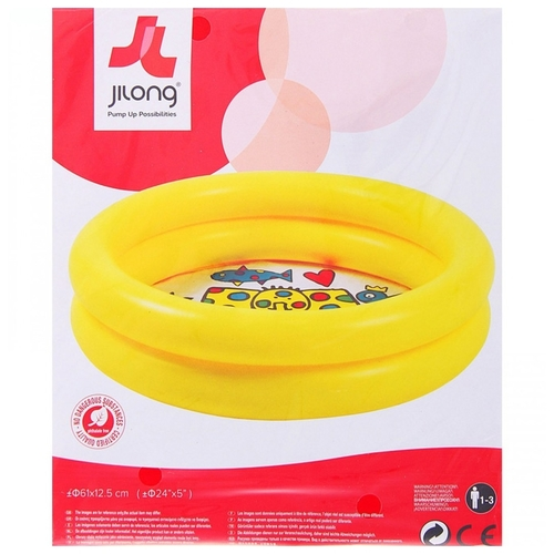 Детский бассейн Jilong Circular Kiddy Pool JL017229NPF
