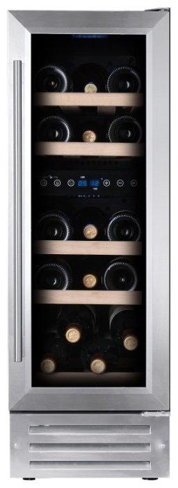 Встраиваемый винный шкаф Dunavox DX-17.58DSK