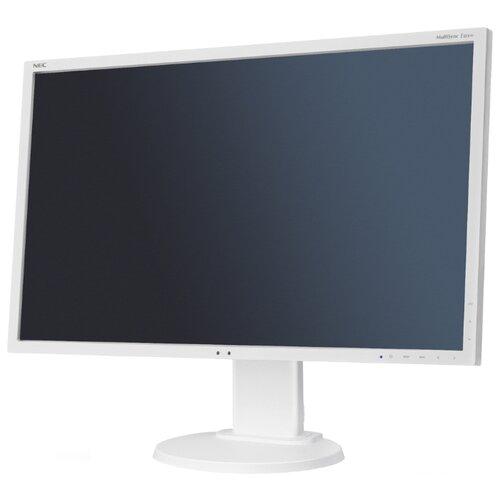 Купить Монитор NEC MultiSync E223W белый