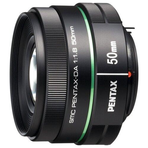 Фото - Объектив Pentax SMC DA 50mm f/1.8 объектив