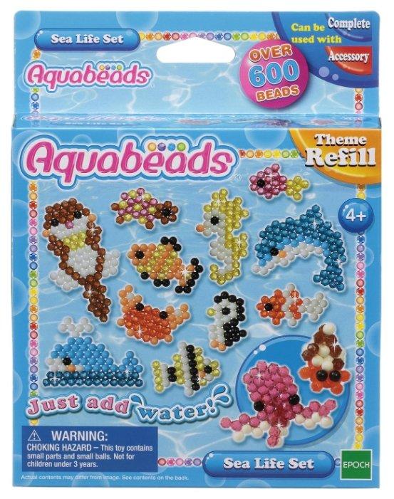 Набор для творчества AQUABEADS 79138 Морские животные