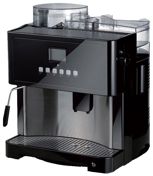 Кофемашина C3 Coffee Center iCoffe Black
