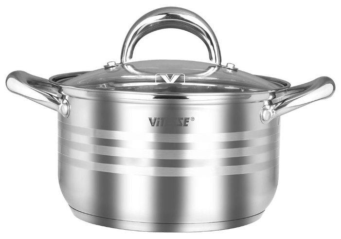 Кастрюля Vitesse VS-2069 (3.4л)