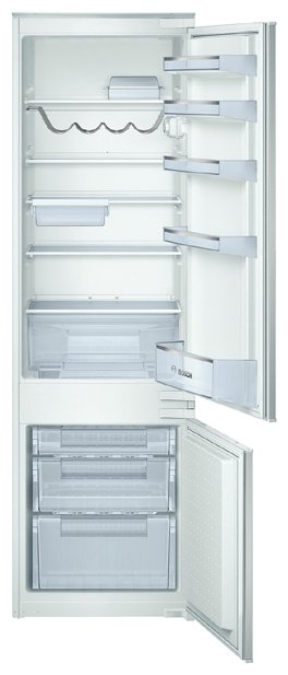 Двухкамерный встраиваемый холодильник Bosch KIV 38X20