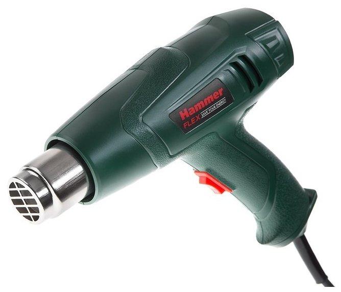 Строительный фен Hammer HG2000LE 2000 Вт