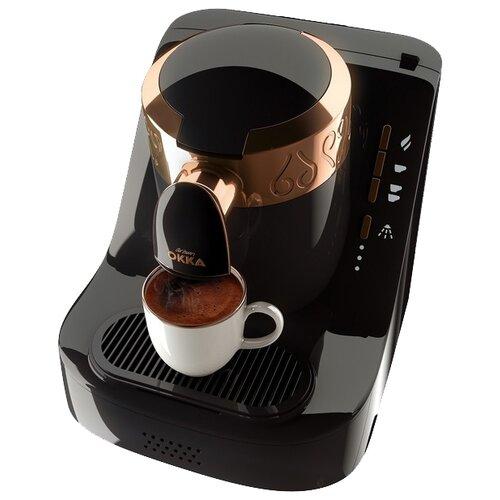 Кофеварка ARZUM OKKA (OK001) черный/золото