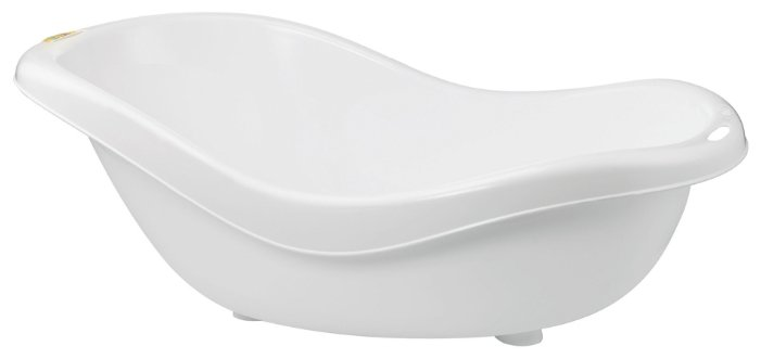 Ванночка с подставкой Bebe confort Ergonomic bathtub with plughole