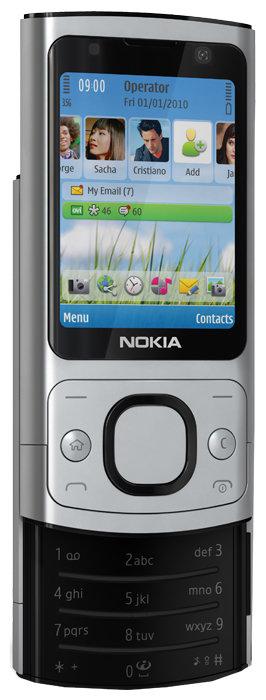 Nokia Смартфон Nokia 6700 Slide
