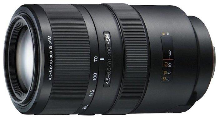 Sony 70-300mm f/4.5-5.6G SSM (SAL-70300G)