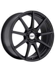 Диски TSW Interlagos 7,5x18 5x114,3 D76 ET45 цвет Black Matt - фото 1