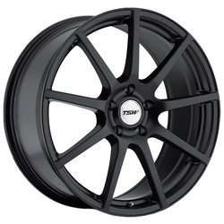 Колесные диски TSW Interlagos 7.5x17/5x114.3 D76 ET45 Matte Black