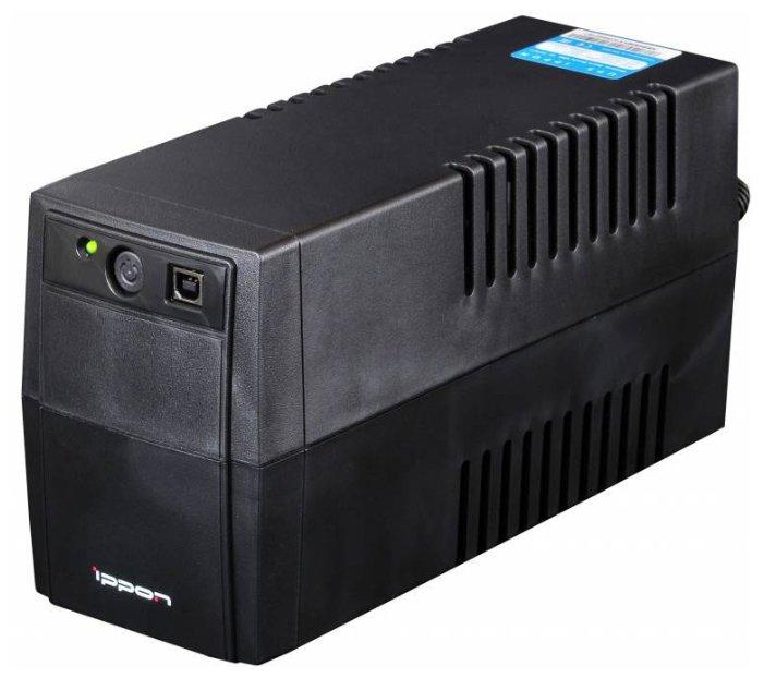 Ippon Back Basic 650 IEC