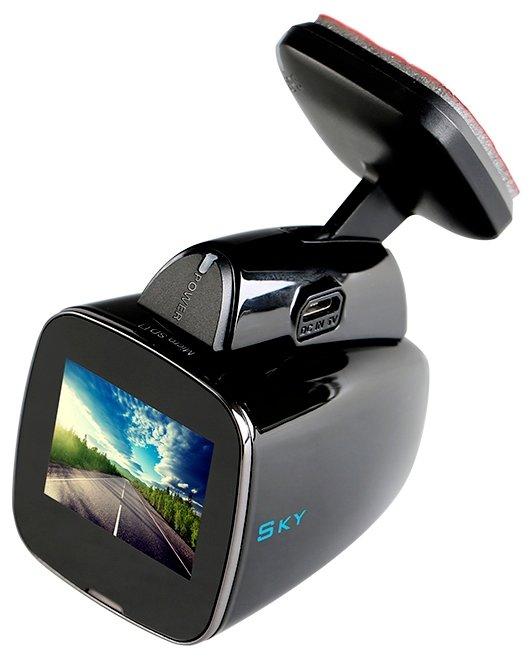 SilverStone F1 Видеорегистратор SilverStone F1 A80-GPS Sky