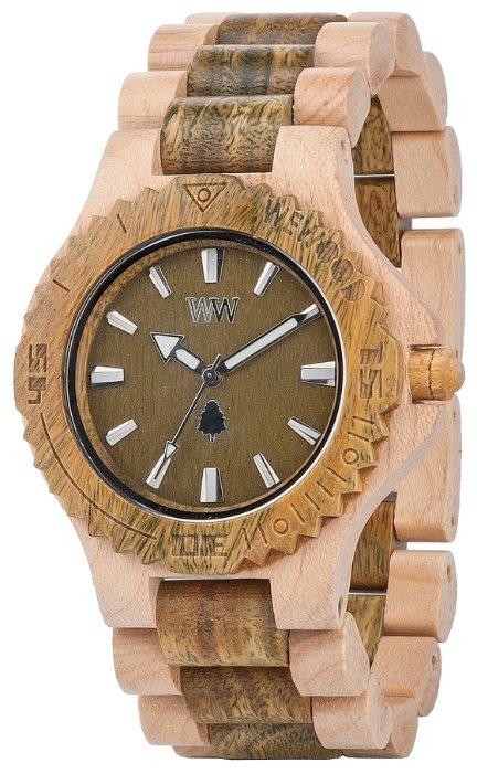Наручные часы Wewood Date Beige/Army