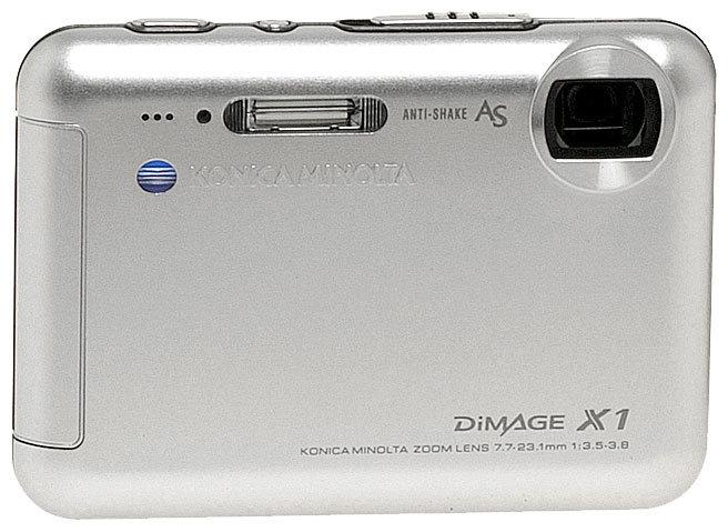 Фотоаппарат Konica Minolta DiMAGE X1