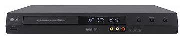 DVD/HDD-плеер LG HDR-776