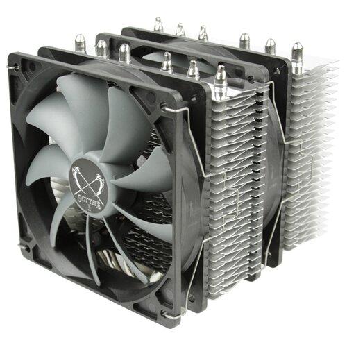 Купить Кулер для процессора Scythe Fuma Rev. B (SCFM-1100)