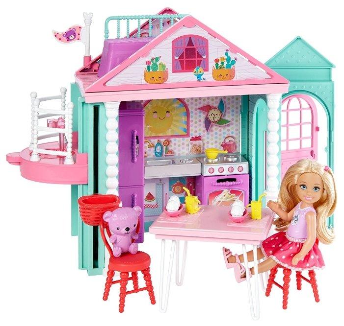Barbie кукольный домик
