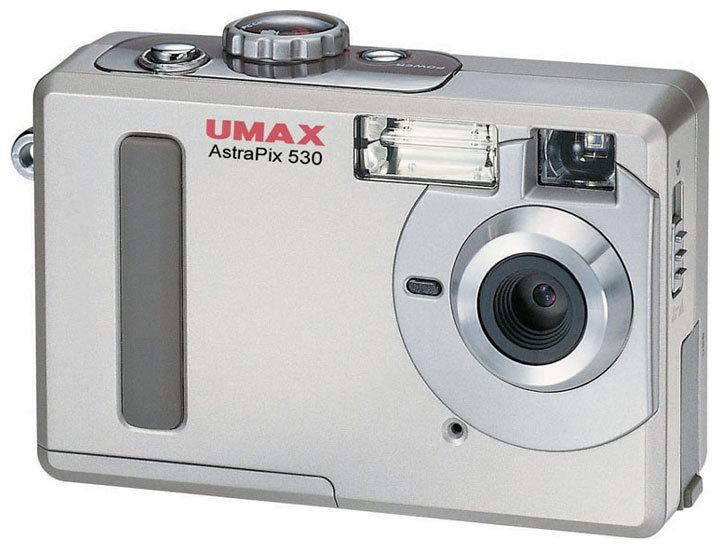 Фотоаппарат Umax AstraPix 530